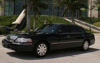 Black Sedan Limousines